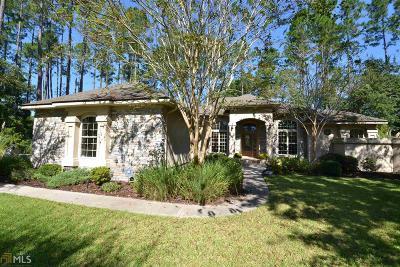 St. Marys Single Family Home For Sale: 120 Angler Ln