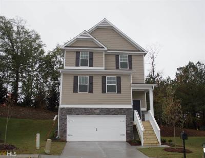 Hiram Single Family Home New: 242 Foggy Creek Ln #65