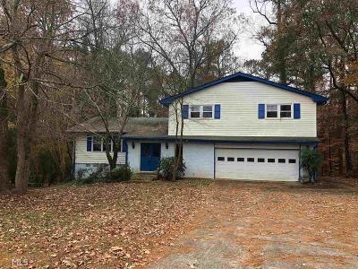 Lilburn Single Family Home New: 1707 Rivermist