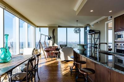 Ritz Carlton Residences Condo/Townhouse For Sale: 3630 Peachtree Rd #2107