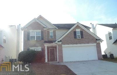 Ellenwood Single Family Home New: 2139 Cypress Pl