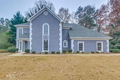 Suwanee Single Family Home For Sale: 1210 Swan Mill Ct