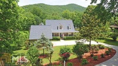 Hiawassee Single Family Home For Sale: 4687 Arrowhead Rd