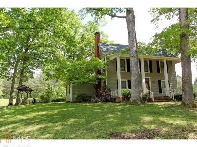Hall County Single Family Home For Sale: 5325 Dudley Hill Rd