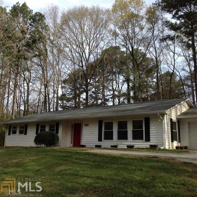 Fayette County Single Family Home New: 145 Northwood