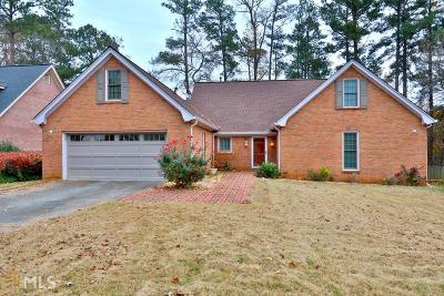 Sandy Springs Single Family Home For Sale: 7430 Talbot Colony