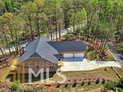 Kennesaw Single Family Home New: 1502 Mountain Reserve Dr