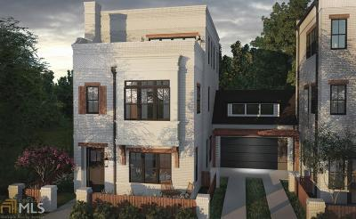 Old Fourth Ward Condo/Townhouse New: 205 Corley St