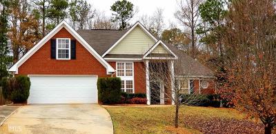 Conyers GA Single Family Home New: $154,000