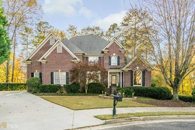 Roswell Single Family Home For Sale: 5095 Eves