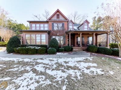 Suwanee Single Family Home For Sale: 5705 Chaucer Cir