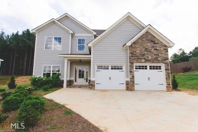 Dawsonville Single Family Home New: 398 Dartmore
