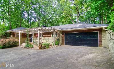 Atlanta Single Family Home New: 3943 Lake Forrest Dr