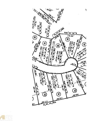 Residential Lots & Land New: Bobolink Dr
