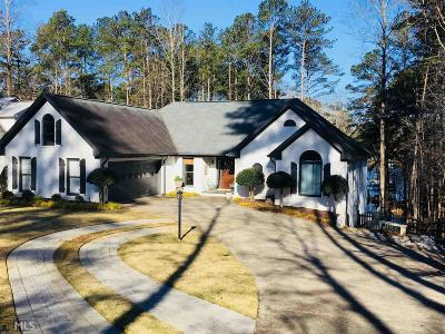 Buford Single Family Home New: 6422 Old Shadburn Ferry Rd