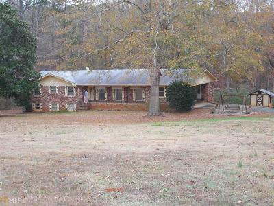 Conyers Single Family Home New: 2720 Klondike Rd