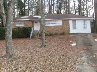 Smyrna Single Family Home New: 2266 Hills Lane Rd