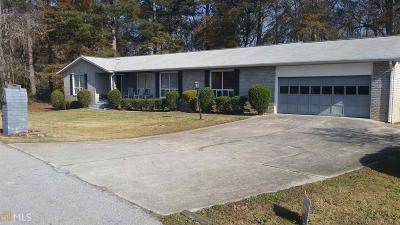 Conyers Single Family Home New: 1941 Lake Sorrento