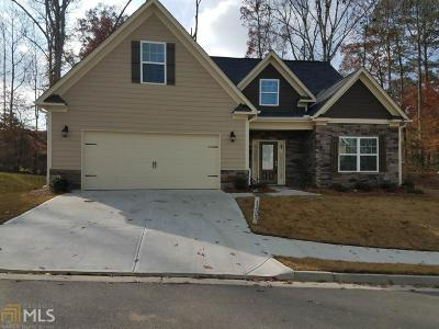 Fairburn Single Family Home New: 7963 Pikefarm Trl #525