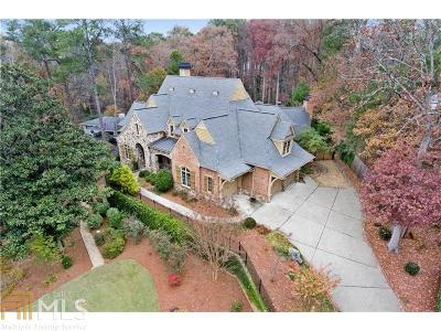 Atlanta Single Family Home New: 4535 Mt Paran Pkwy