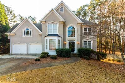 Brookstone Single Family Home New: 5689 Brookstone Walk
