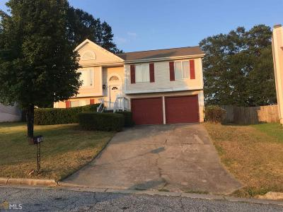 Lithonia Single Family Home New: 2092 Victoria Pl