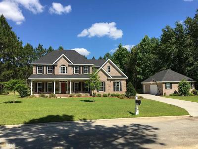Statesboro Single Family Home New: 7003 McCall Ln