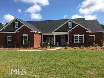 Brooklet Single Family Home New: 220 Sara Beth Dr
