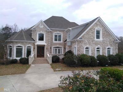 Ellenwood Single Family Home For Sale: 4482 Thurgood Estates Dr