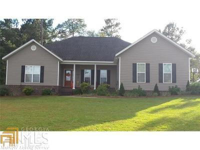 Statesboro Single Family Home New: 1028 Hunters Pointe Dr