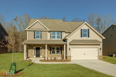 Fairburn Single Family Home New: 5414 Splendida Ct