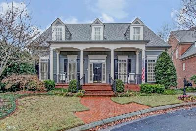 Smyrna Single Family Home For Sale: 3539 Paces Ferry Cir