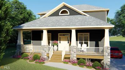 Atlanta Single Family Home New: 2132 Memorial