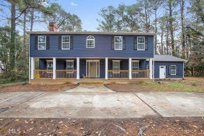 Clayton County Single Family Home New: 7324 Cardif Pl