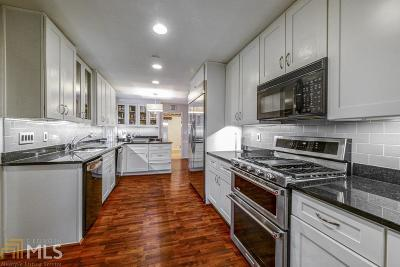 Atlanta Single Family Home New: 1555 Rainier Falls Dr