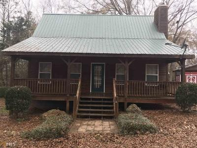 Elbert County, Franklin County, Hart County Single Family Home New: 183 Ace Casey Rd