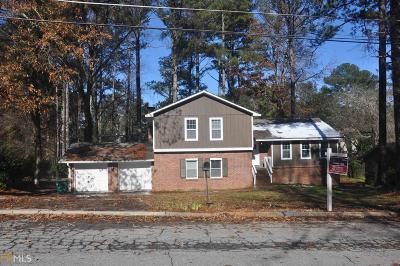Decatur Single Family Home New: 3984 Pinehurst Pl