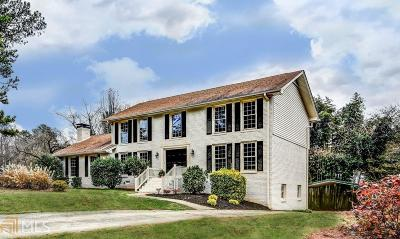 Dunwoody Single Family Home New: 5726 Bend Creek Rd