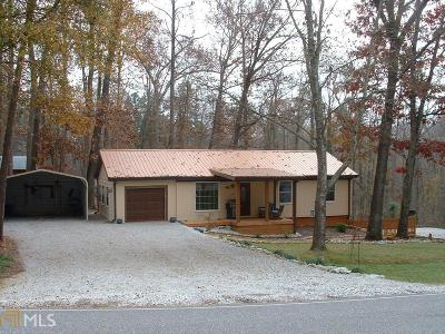 Elbert County, Franklin County, Hart County Single Family Home New: 1200 Poplar Springs Rd