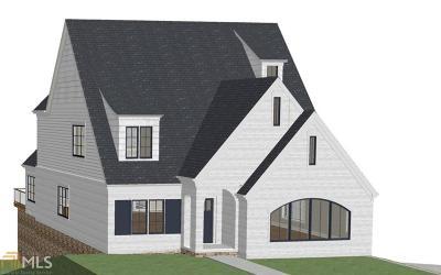 Virginia Highland Single Family Home New: 1002 Courtenay Dr
