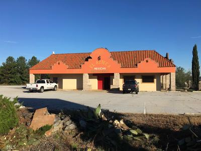 Banks County Commercial For Sale: 108 Dallas