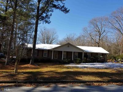Fayette County Single Family Home New: 166 Lafayette Dr