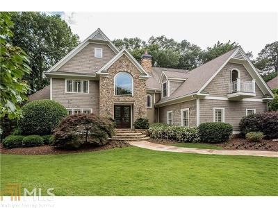 Johns Creek Single Family Home For Sale: 5365 Chelsen Wood Dr