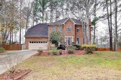 Kennesaw Single Family Home New: 4288 Country Garden Walk