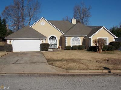 Decatur Single Family Home New: 3244 Wyndham Park Ln