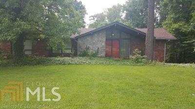 Atlanta Single Family Home New: 4200 Ben Hill