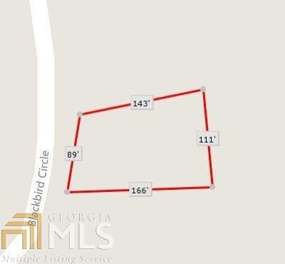 Monticello Residential Lots & Land New: Blackbird Cir #58