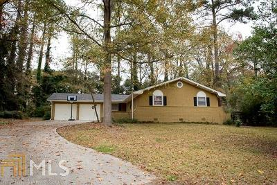 Conyers Single Family Home New: 1328 White Oak