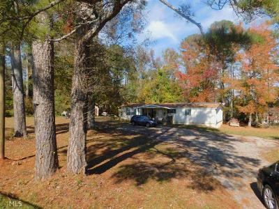 Covington Single Family Home New: 3298 Fairview Rd