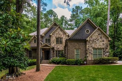 Sandy Springs Single Family Home For Sale: 590 Windsor Pkwy